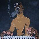 Stevie Wonder by RachelNatalie