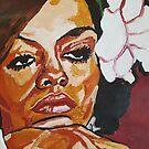 Diana Ross by RachelNatalie