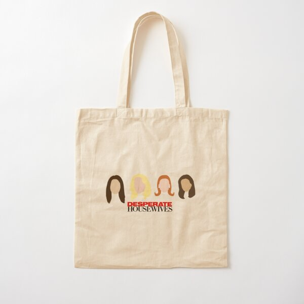 Desperate Housewives Cotton Tote Bag