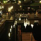 Night at the Warf by Don Baker