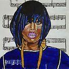 Missy Elliott by RachelNatalie