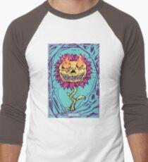 Doom Flower Baseball ¾ Sleeve T-Shirt