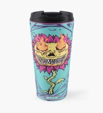 Doom Flower Travel Mug
