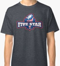 Johnny Five Star Classic T-Shirt