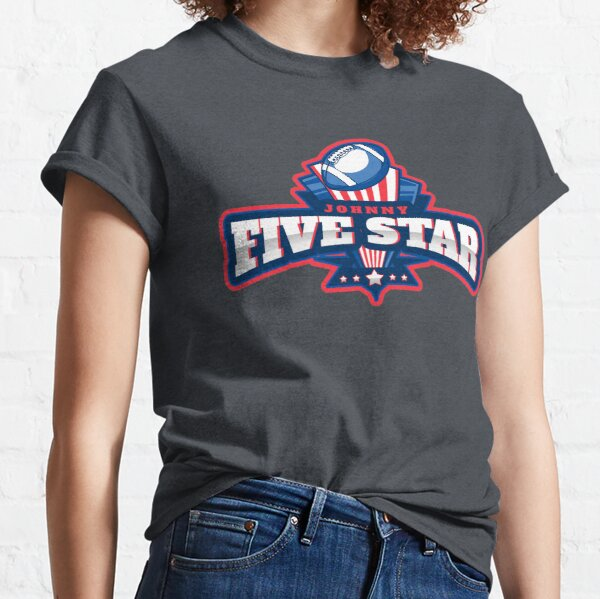 Johnny Five Star Classic T-Shirt