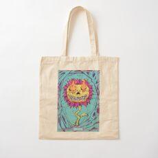 Doom Flower Cotton Tote Bag