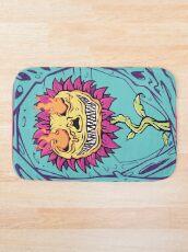 Doom Flower Bath Mat