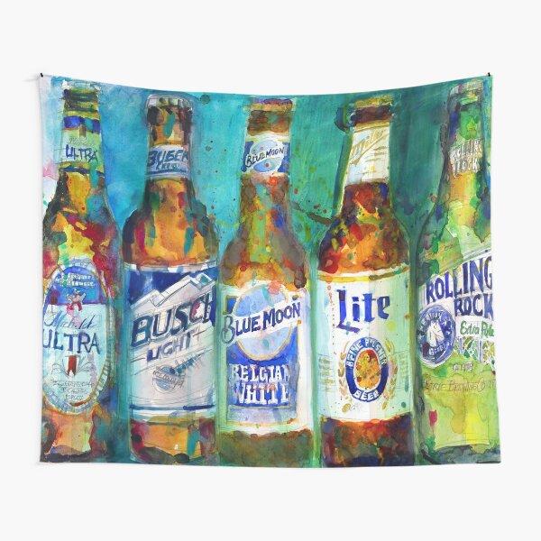 Favorite Beer Combo Tapestry