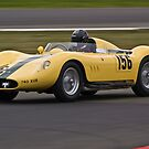 Maserati 200SI by Willie Jackson