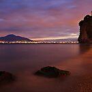 Pre-Sunrise, Vico Equense. Italy by David Lewins