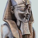 Pharaoh Amenhotep III by Aakheperure