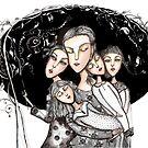 Little women by Jenny Wood
