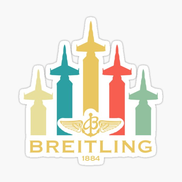 BREITLING - RETRO STYLE Sticker