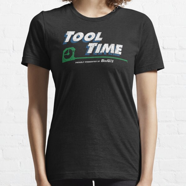 Tool Time (Variant) Essential T-Shirt