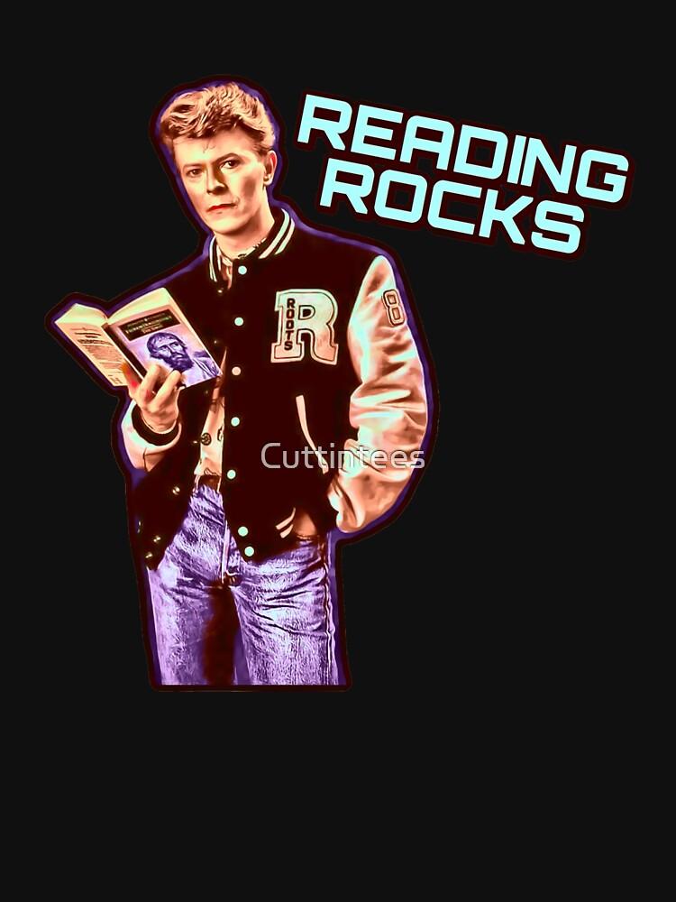 Reading Rocks! by Cuttintees