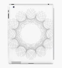 Spirographic 1 iPad Case/Skin