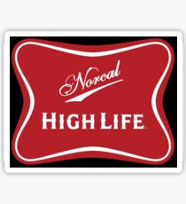 Norcal High Life Sticker