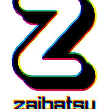 Zaibatsu CMYK  by WolfeCreative