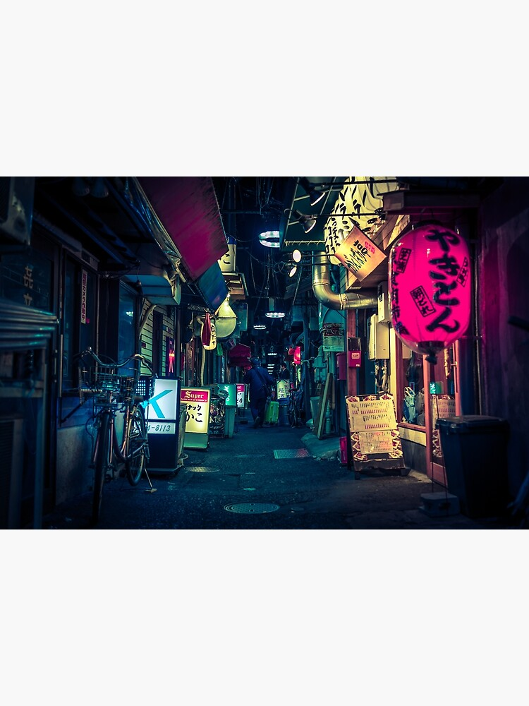 Tokyo depth by TokyoLuv