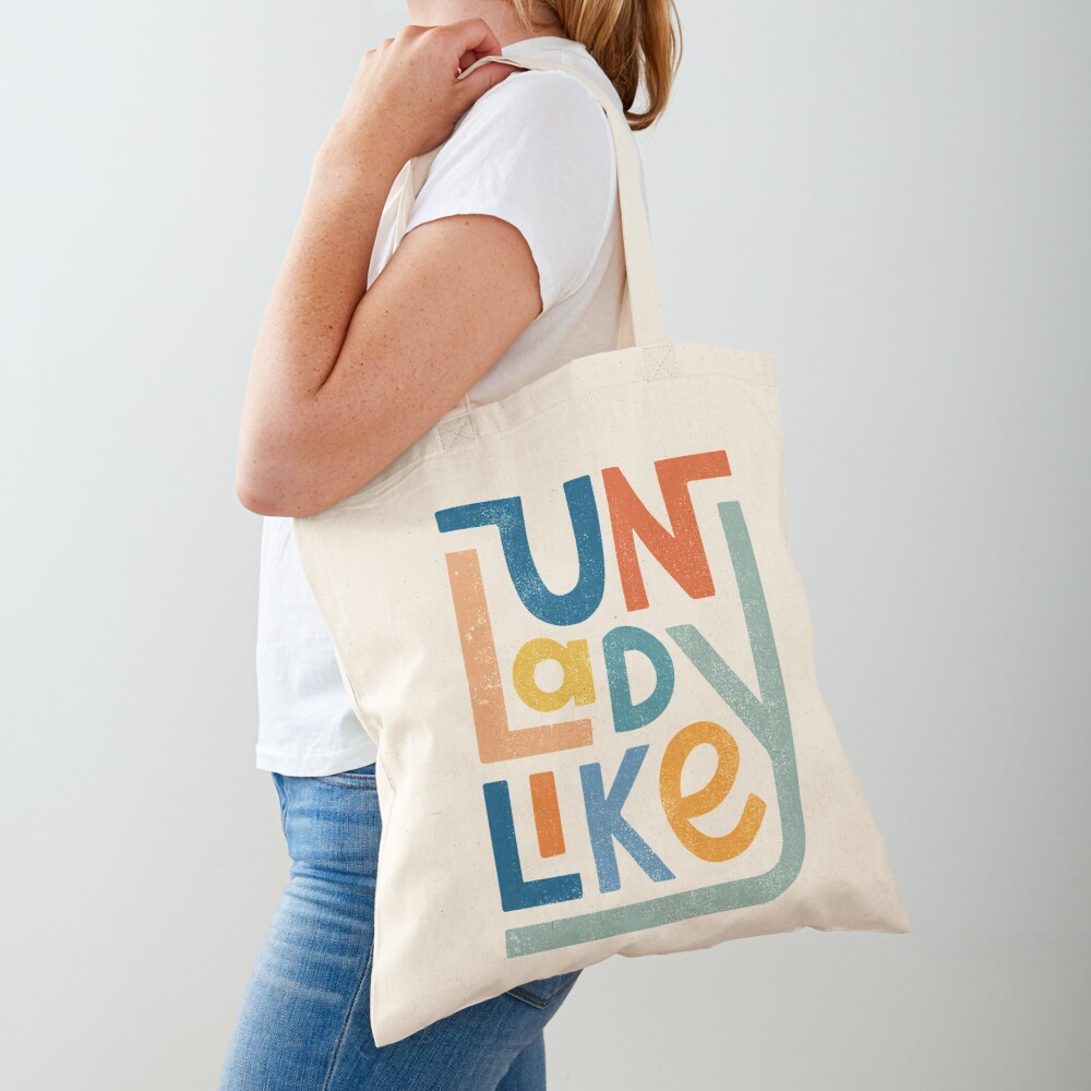 UNLADYLIKE Tote Bag