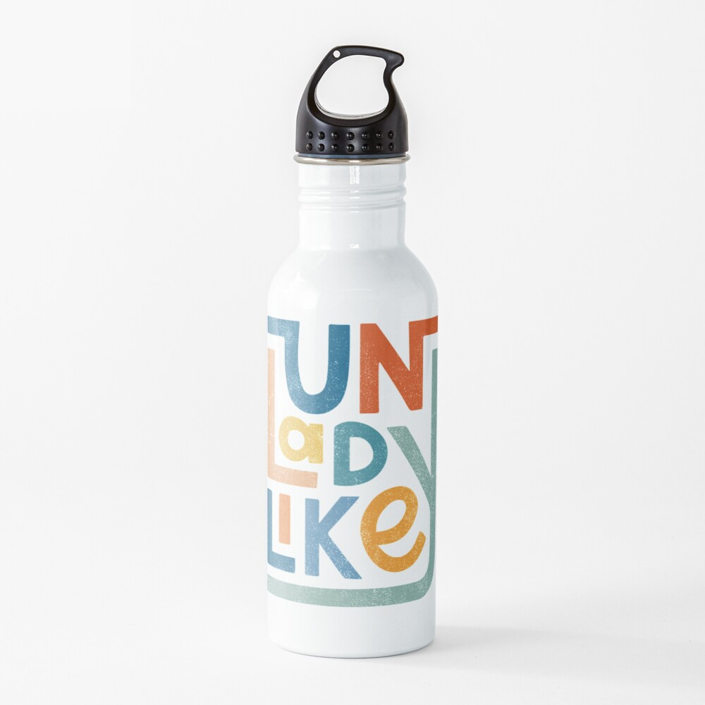 UNLADYLIKE Water Bottle
