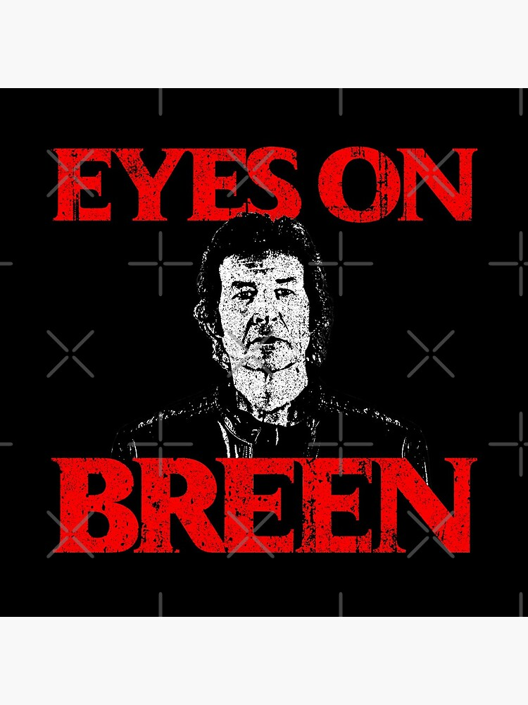 Eyes On Breen by huckblade