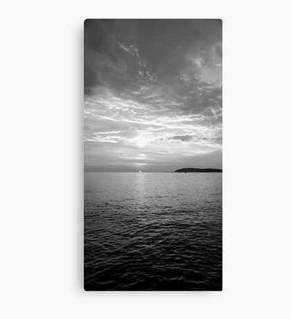 Istrian peninsula Canvas Print