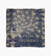 Pride and Prejudice Peacock Cover Scarf