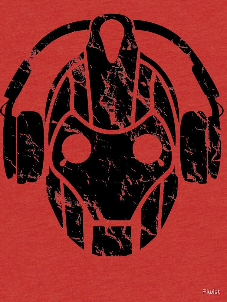 Cyberman Rocks by Fiwist
