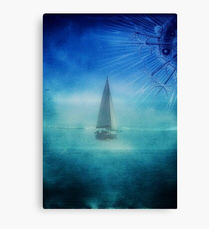 Saying Good-Bye!!! ©  Canvas Print