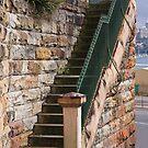 One way up by David Haworth