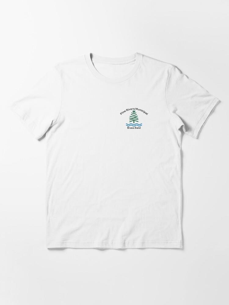 Alternate view of Pine Rivers Municipal Brass Band Essential T-Shirt