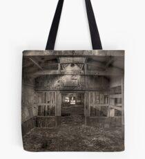 hdr destruction Tote Bag