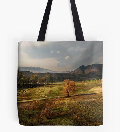 Lake Naverone, South Africa Tote Bag