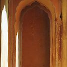 Doorway, Agra by Laoghaire