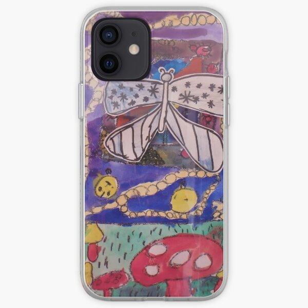 Colour garden iPhone Soft Case