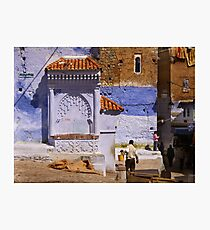 Chefchaouen Photographic Print