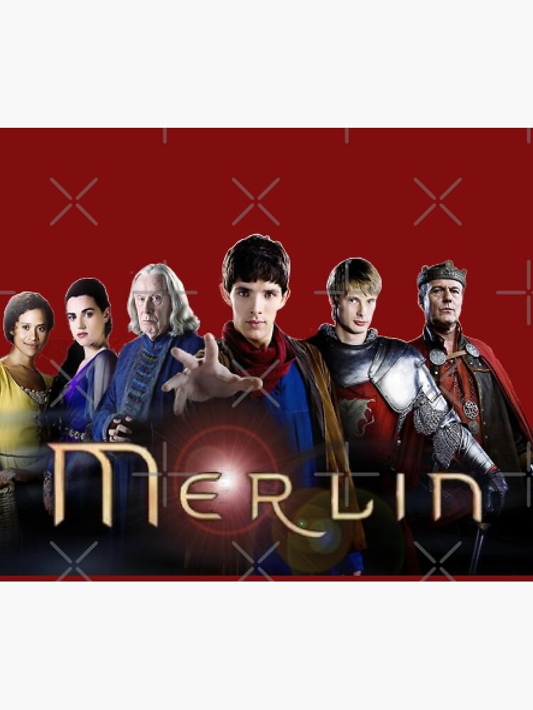 Merlin by KikkaT