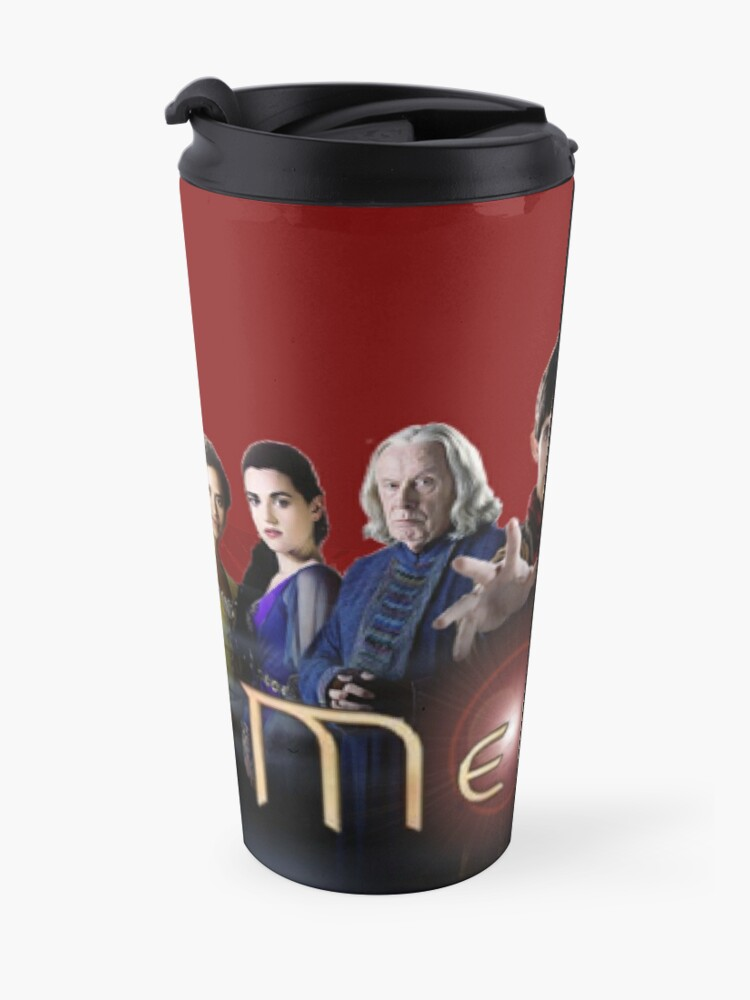 Alternate view of Merlin Travel Mug