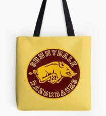 Buffy-Sunnydale Razorbacks Tote Bag