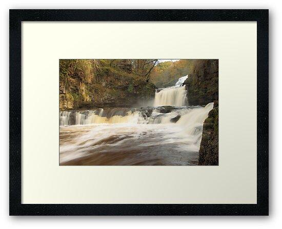 Ystradfellte Waterfalls by Graham Ettridge