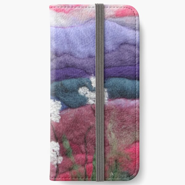 Evening Shades iPhone Wallet