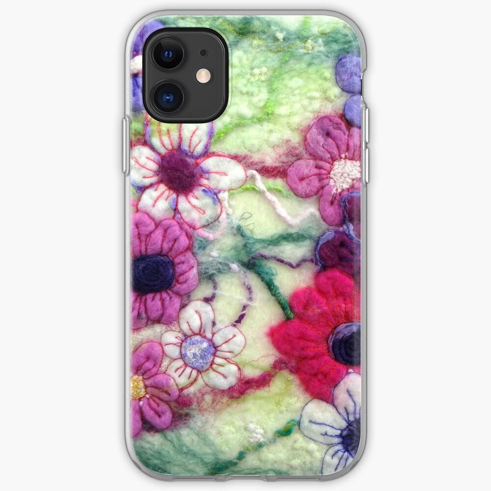 Anemones iPhone Case & Cover