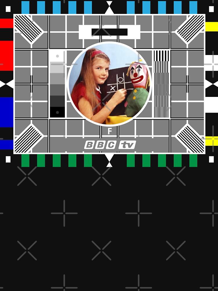 NDVH Testcard F BBCtv by nikhorne