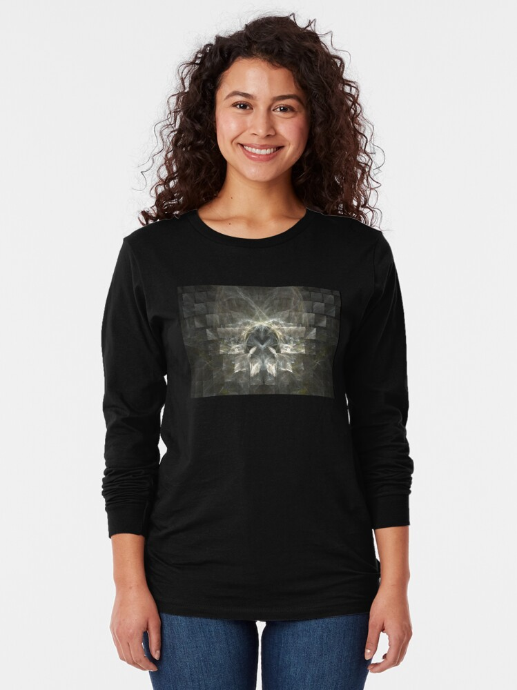 Alternate view of Spirit in the Stone Long Sleeve T-Shirt