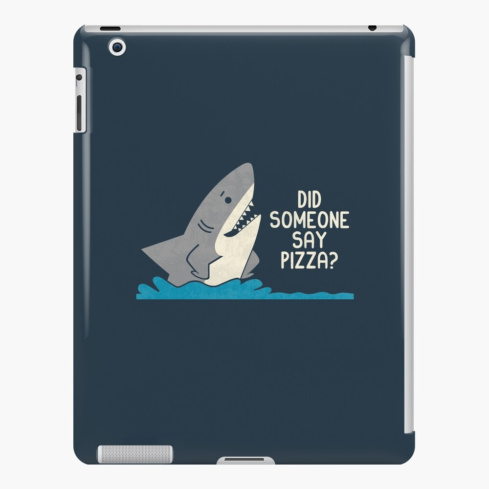 Hungry Shark iPad Case & Skin