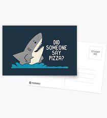 Hungry Shark Postcards