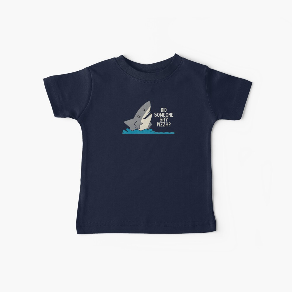 Hungry Shark Baby T-Shirt