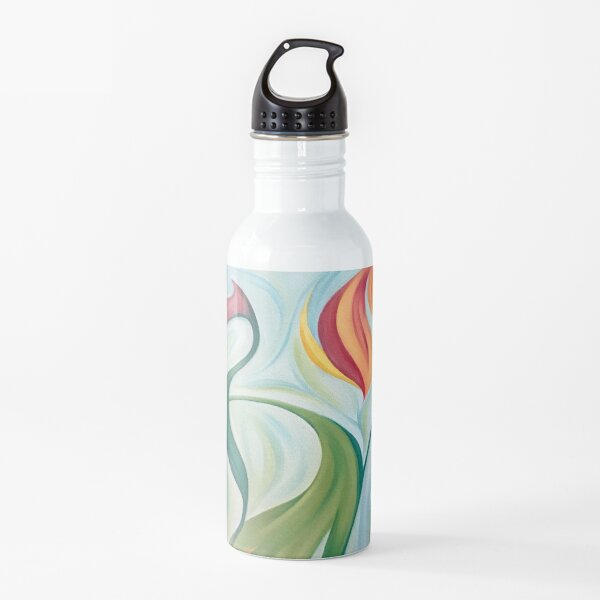 Flora Salvaje II Botella de agua