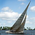 Thisbe on Sodus Bay by wolftinz